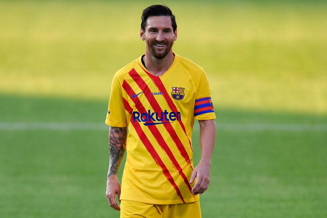 Una temporada más: Messi fue elegido capitán del FC Barcelona