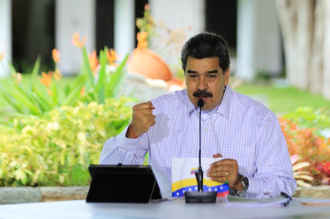 Maduro anunció a los nuevos integrantes de su administración