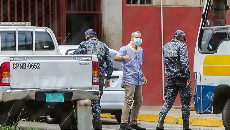 Dictaron privativa de libertad contra agresores de médico de Puerto Ordaz