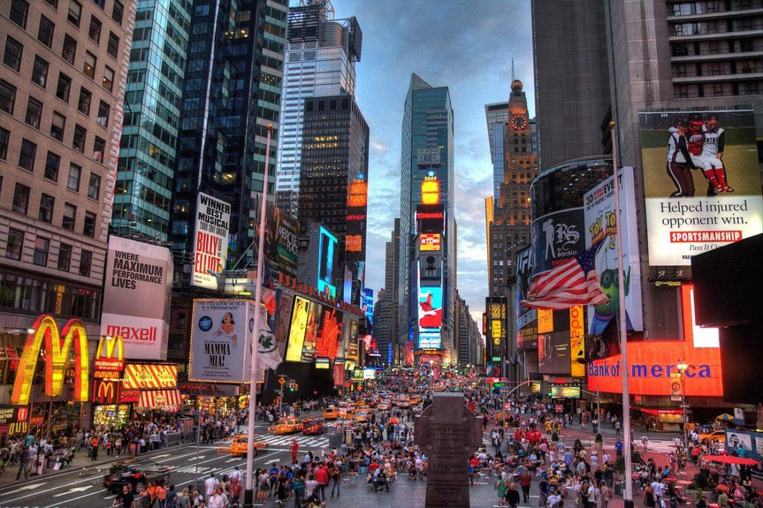 Nueva York- Times Square