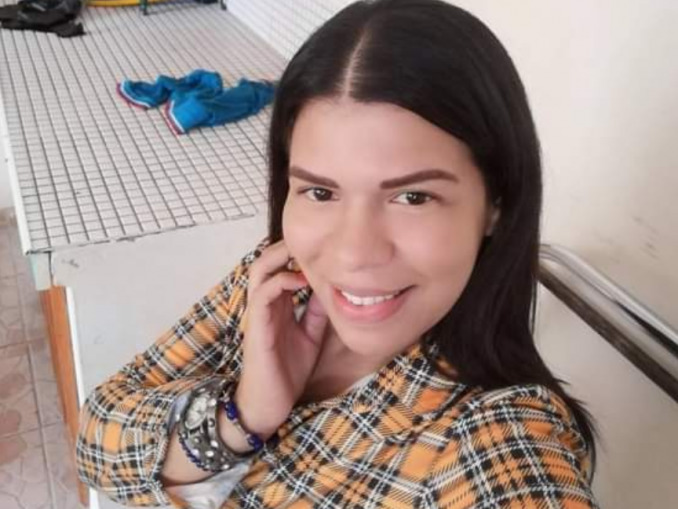 venezolana desaparecida