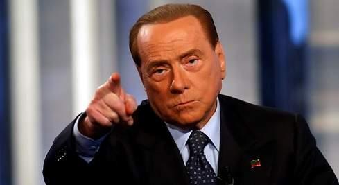 Berlusconi - covid