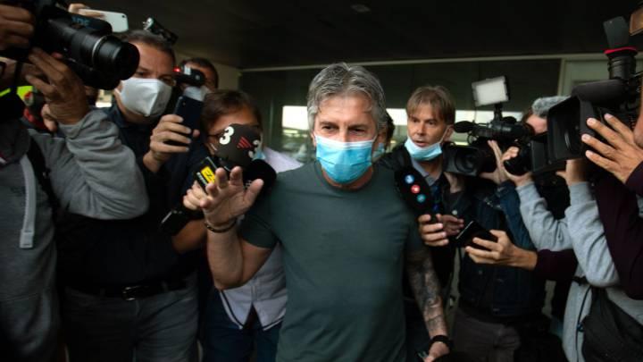 Acabó la reunión Messi padre - Barcelona: no hay acuerdo
