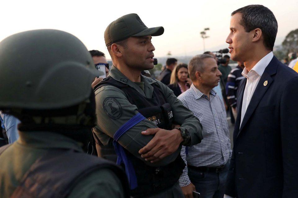 """Comandante de la """"Operación Libertad"""" criticó postura Henrique Capriles"""