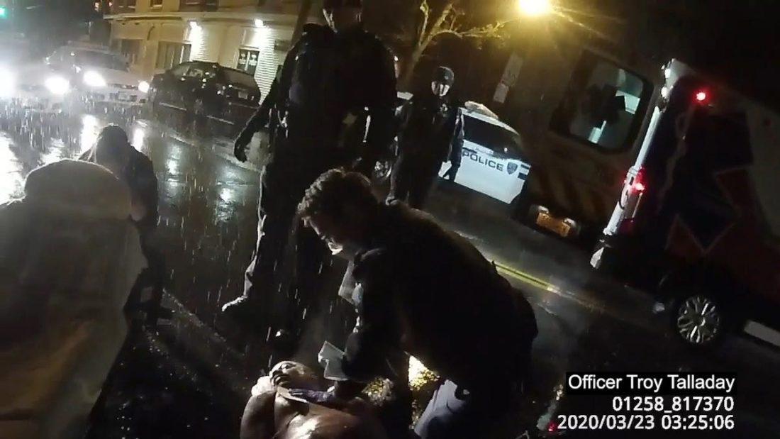 Nuevo episodio de racismo policial: hombre fue asfixiado por la policía