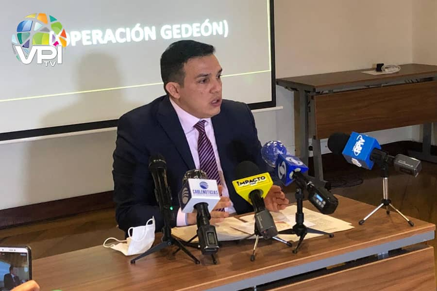 Comisión-Gedeón