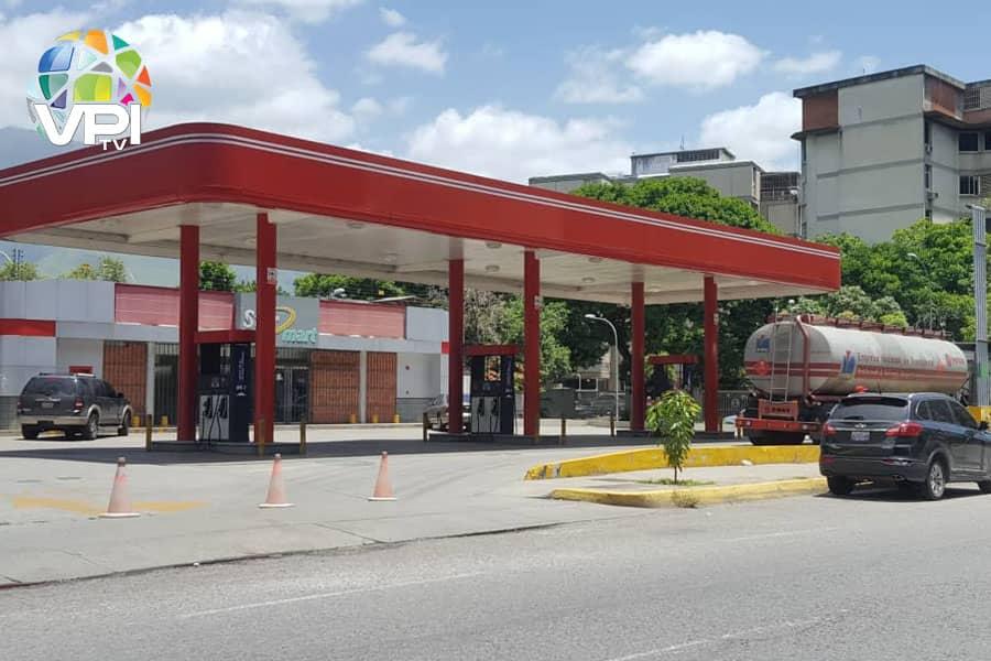 Conductores - gasolina