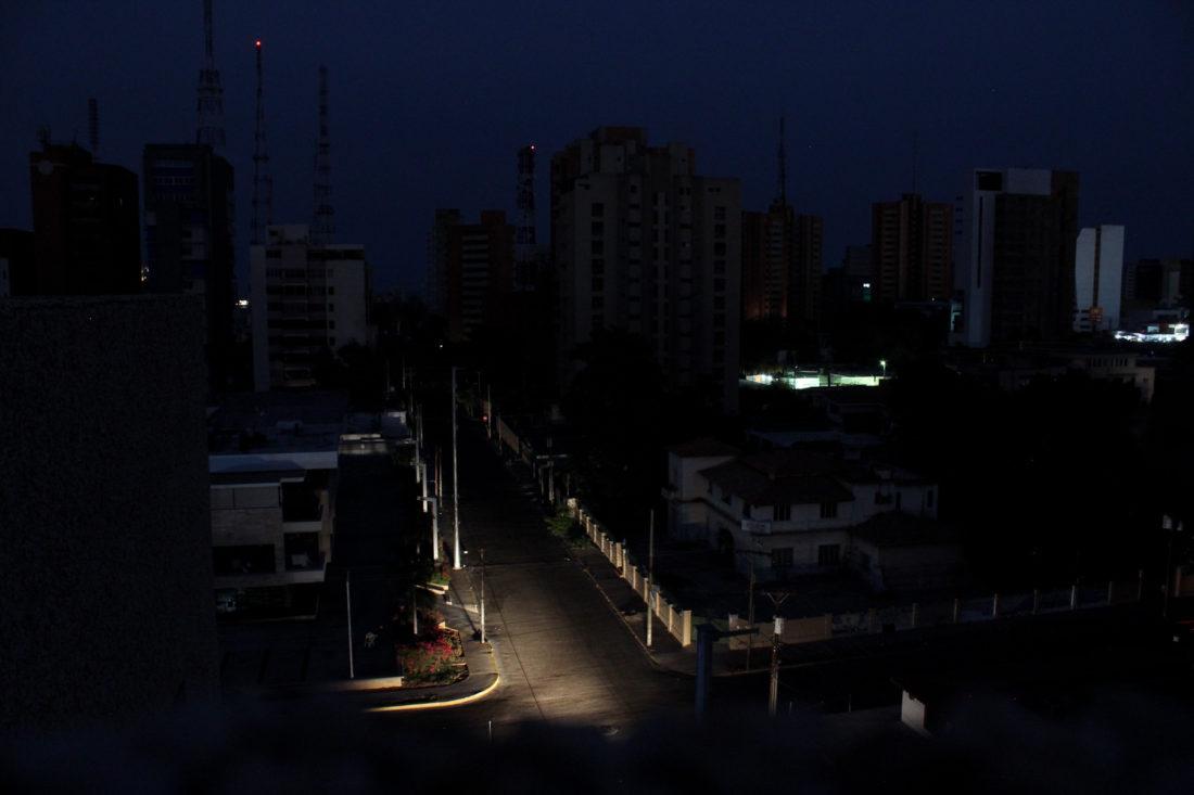 Península de Paraguaná sin luz