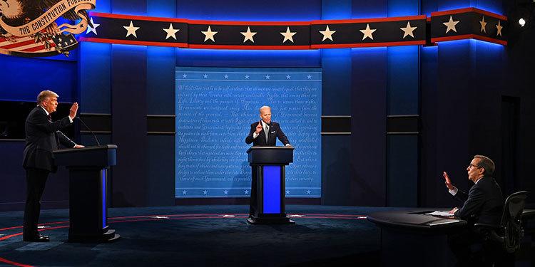 EEUU - Trump - Biden - Celia Mendoza