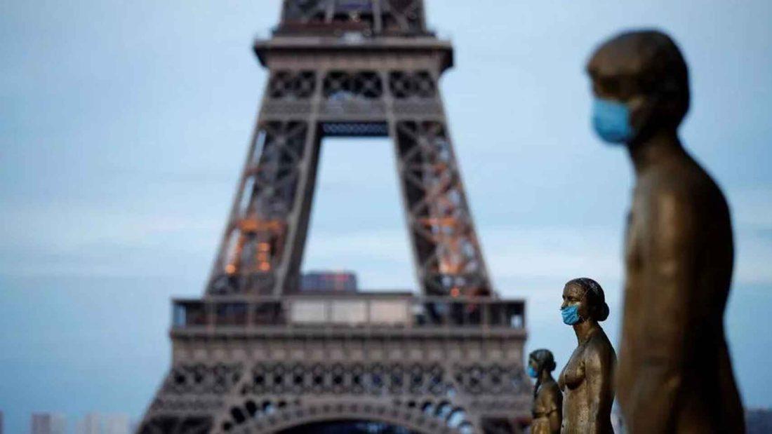 Cuarentena se reduce a siete días en Francia