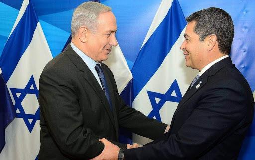 Honduras-Israel
