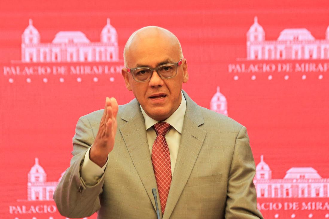 Jorge Rodríguez sobre elecciones: se realizarán, indefectiblemente, el 6 de diciembre