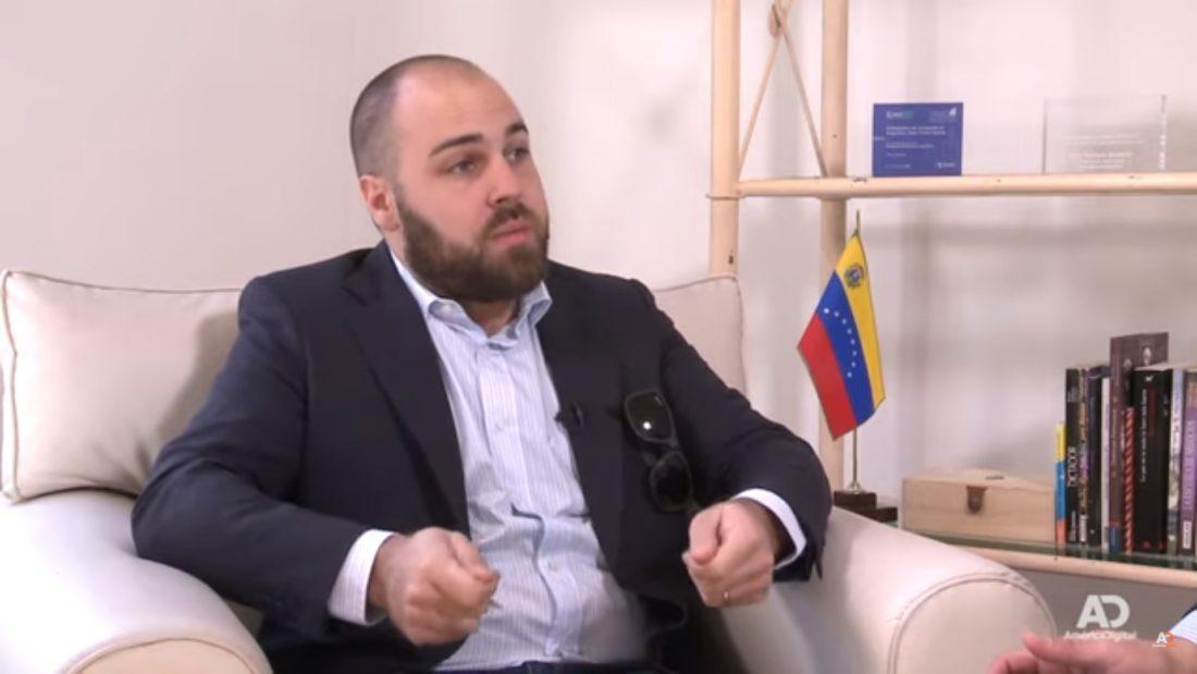 Director de Cries respaldó la solicitud de Guaidó a la ONU