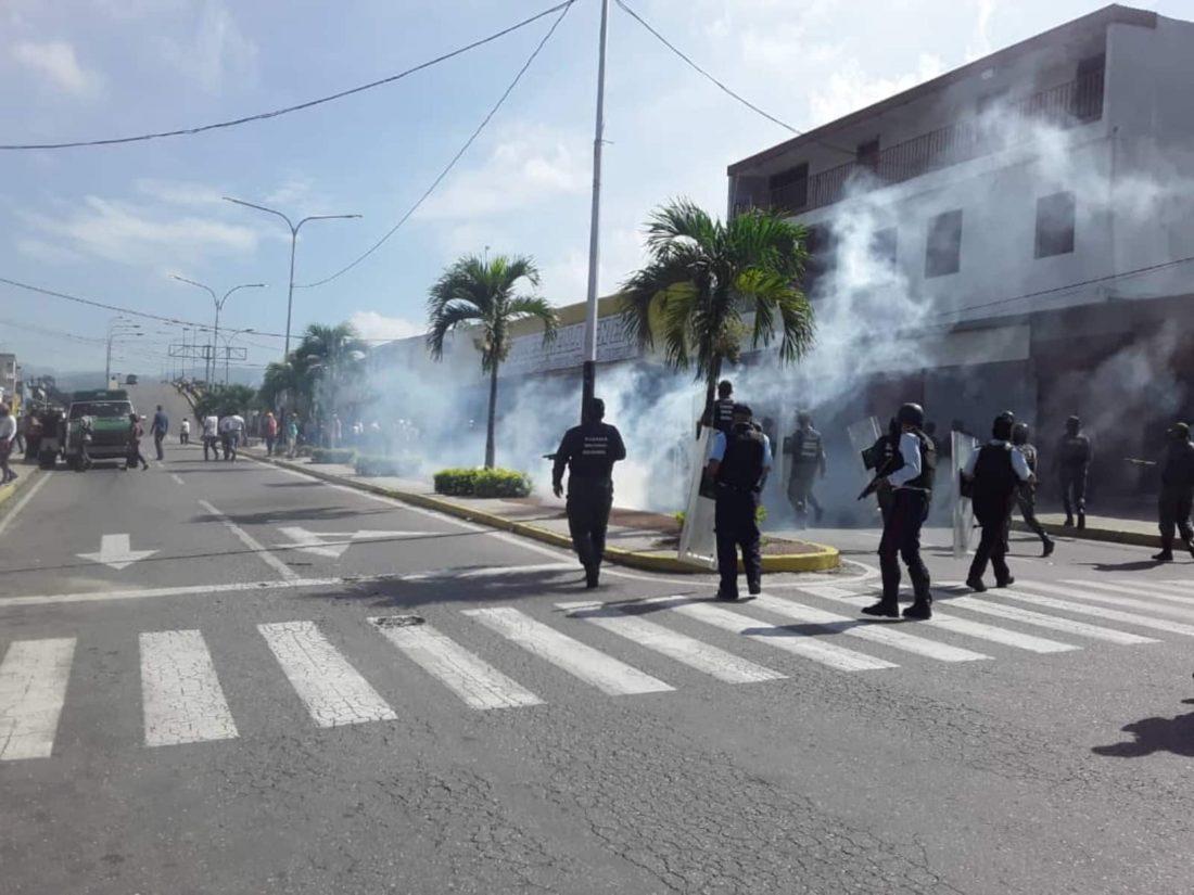 Voluntad Popular se pronunció ante los hechos ocurridos en Yaracuy