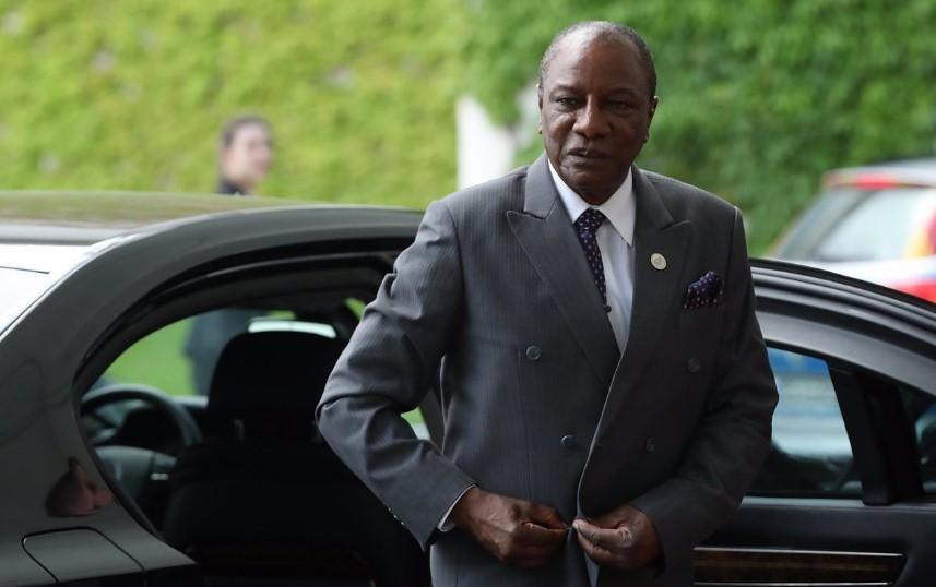¿Por corrupción? Presidente de Guinea golpeó a su ministro de Salud