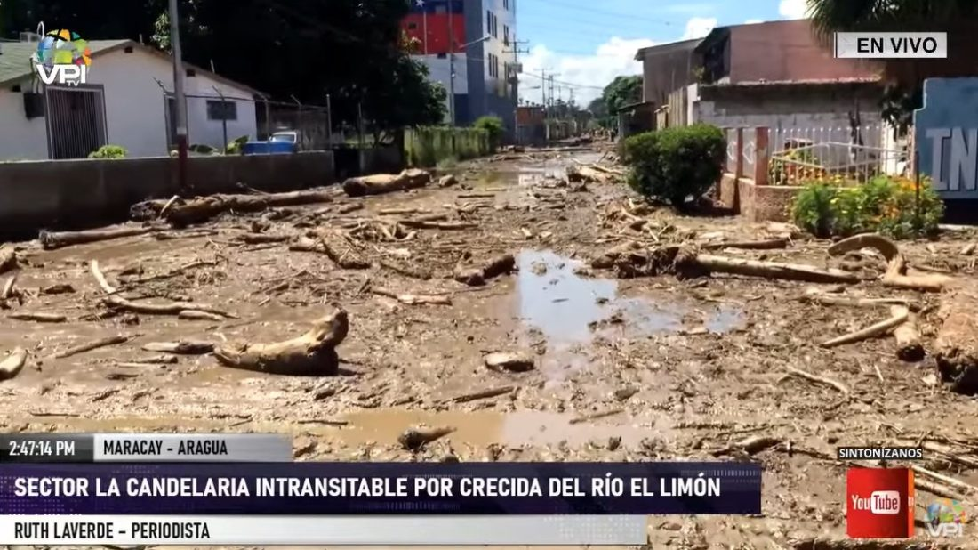 Pérdida total: viviendas quedaron tapiadas tras crecida del río El Limón