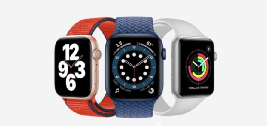 Apple presentó nuevo reloj inteligente que mide el oxígeno en la sangre