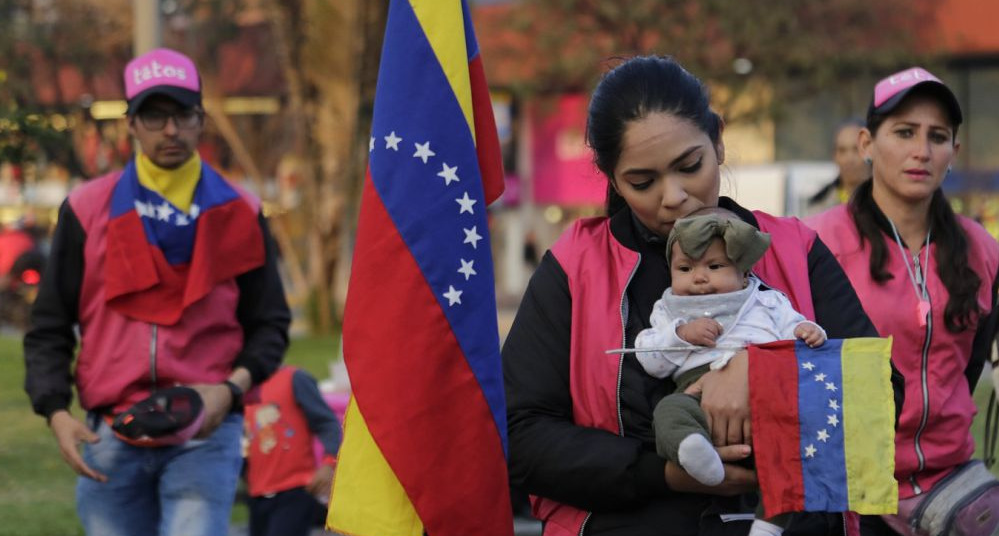 ¿Eres venezolano y estás en Colombia? La Embajada (E) ofrece estos servicios