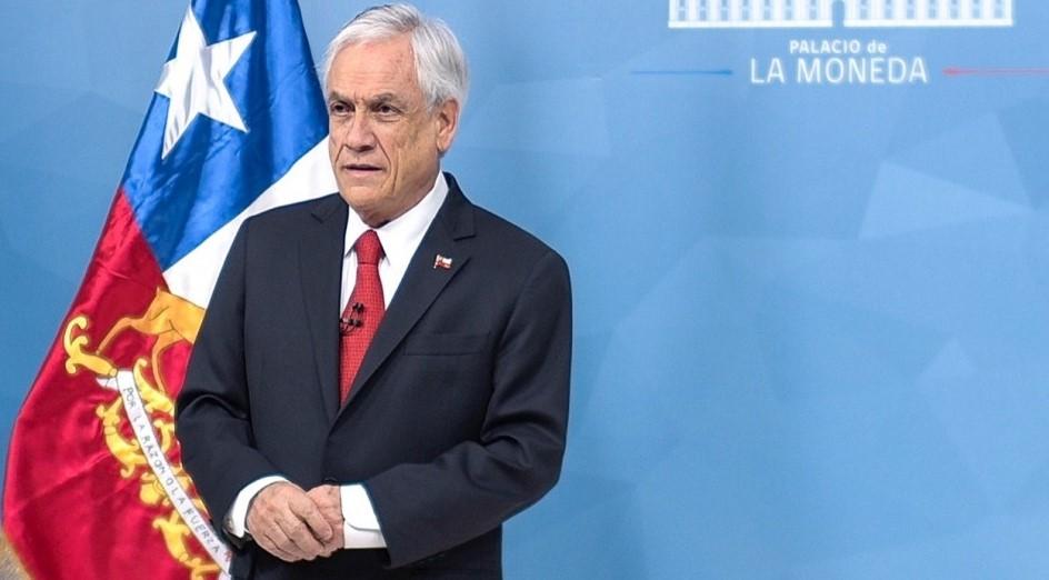 Pide cambios: Piñera pidió un gobierno de transición en Venezuela