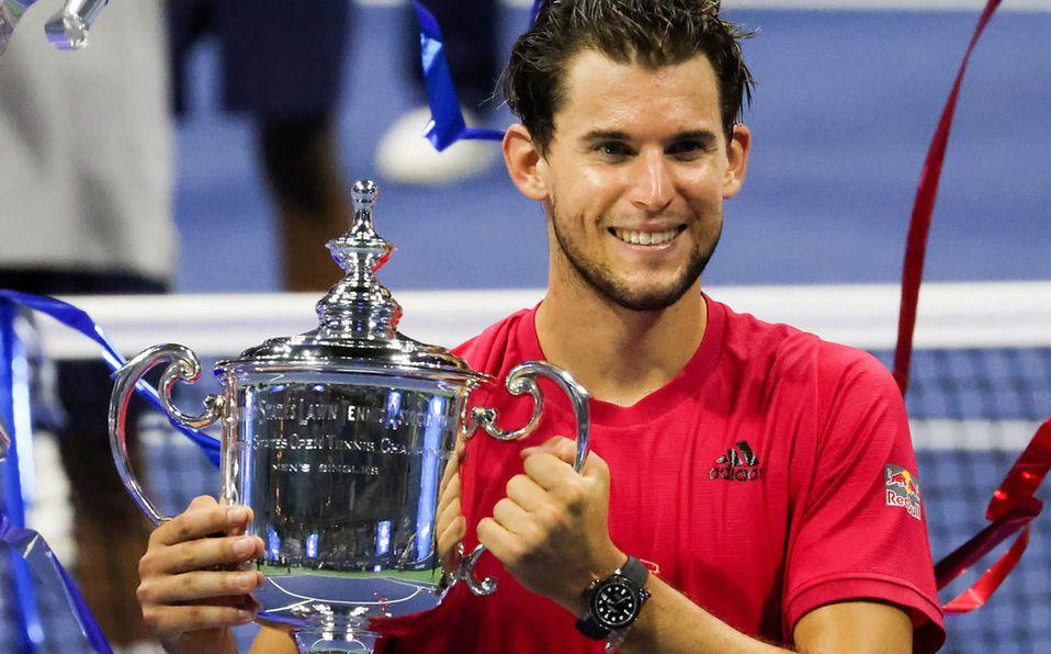 Thiem se consagró campeón del US Open