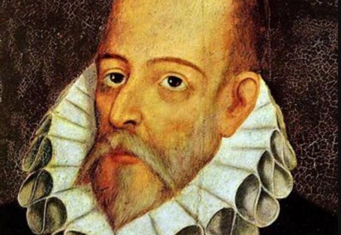 Nacimiento de Miguel de Cervantes, creador del ingenioso hidalgo Don Quijote de la Mancha