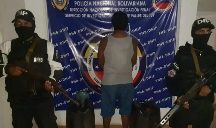 Arrestaron a chofer de Pdvsa que revendía gasolina