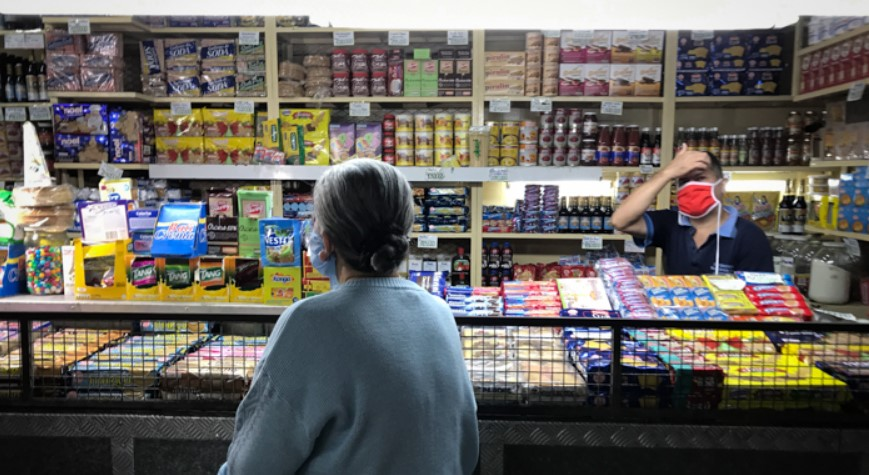 Caracas: la ciudad con la canasta básica más cara de Venezuela