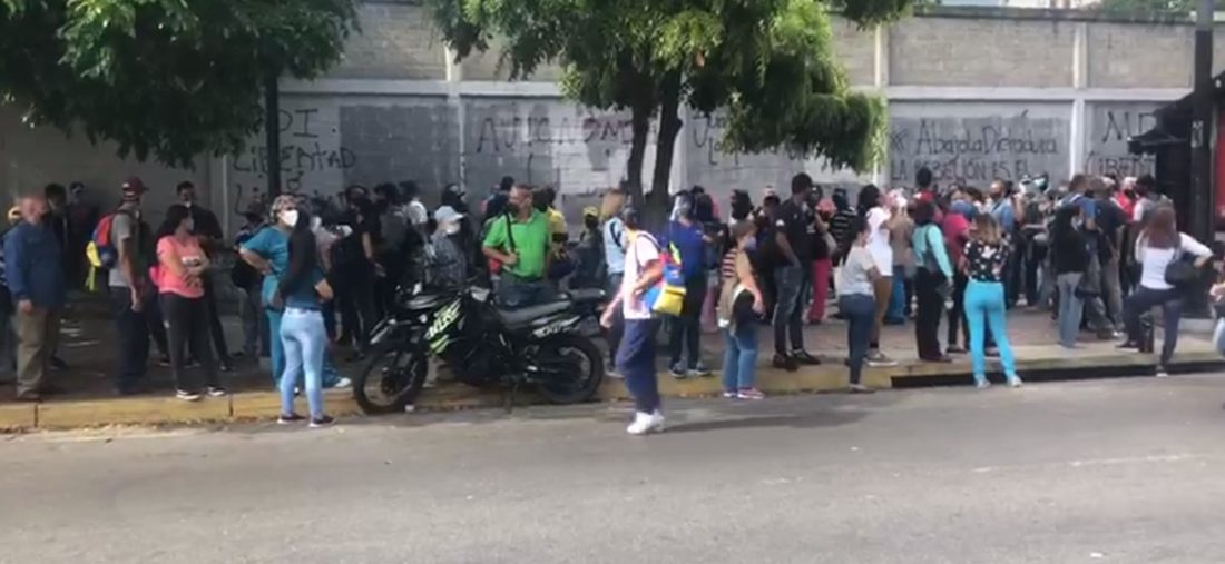 Caos en Caracas por apagón