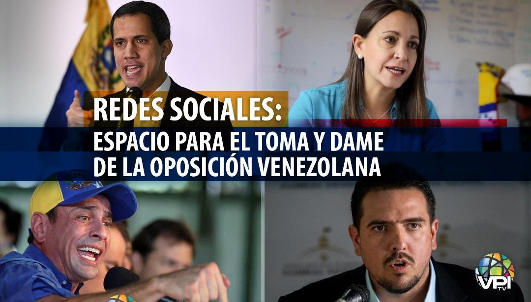 Redes sociales - Oposición
