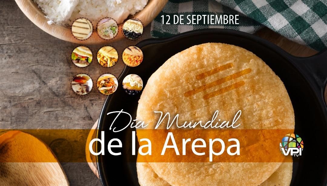 Día Mundial de la Arepa