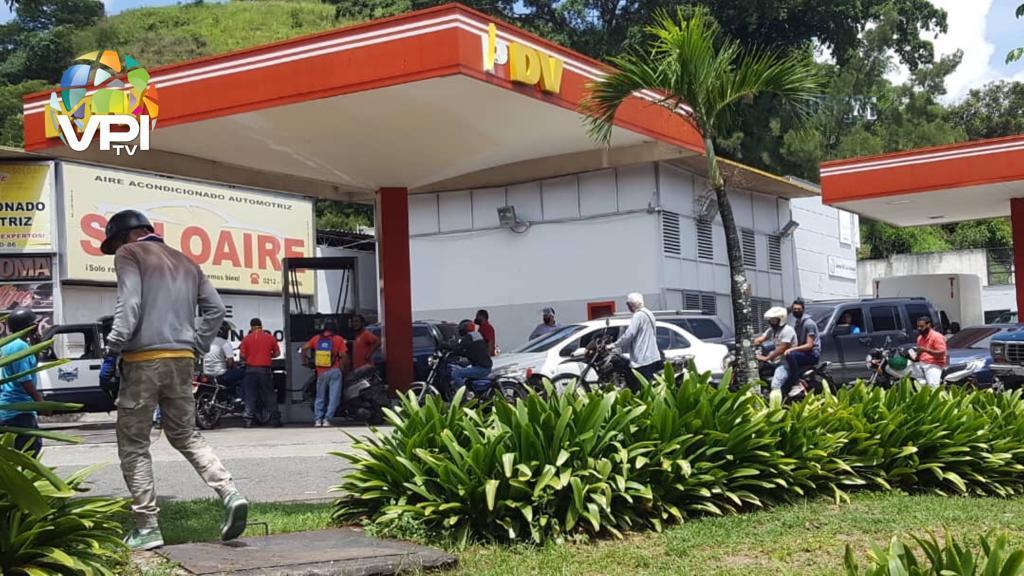 Reactivaron E/S a precio internacional en La Trinidad (Miranda)