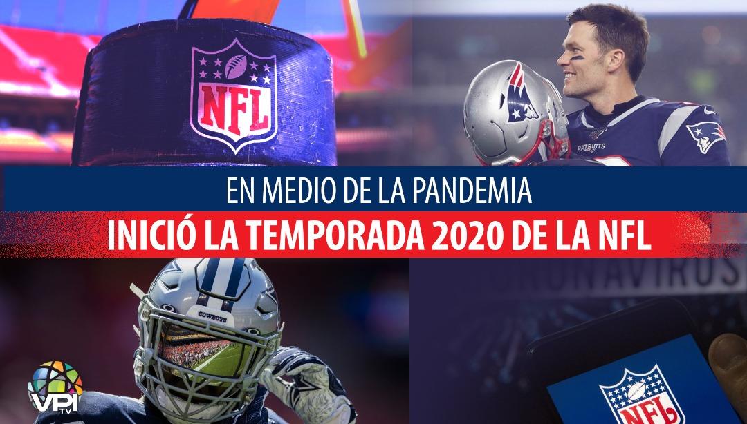Temporada 2020 de la NFL: Lo que necesitas saber