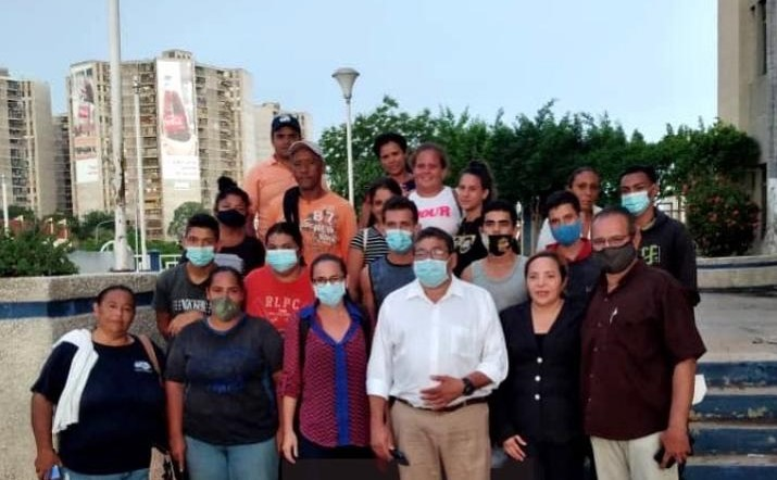 Liberan a 10 personas detenidas por protestar contra los apagones en Zulia