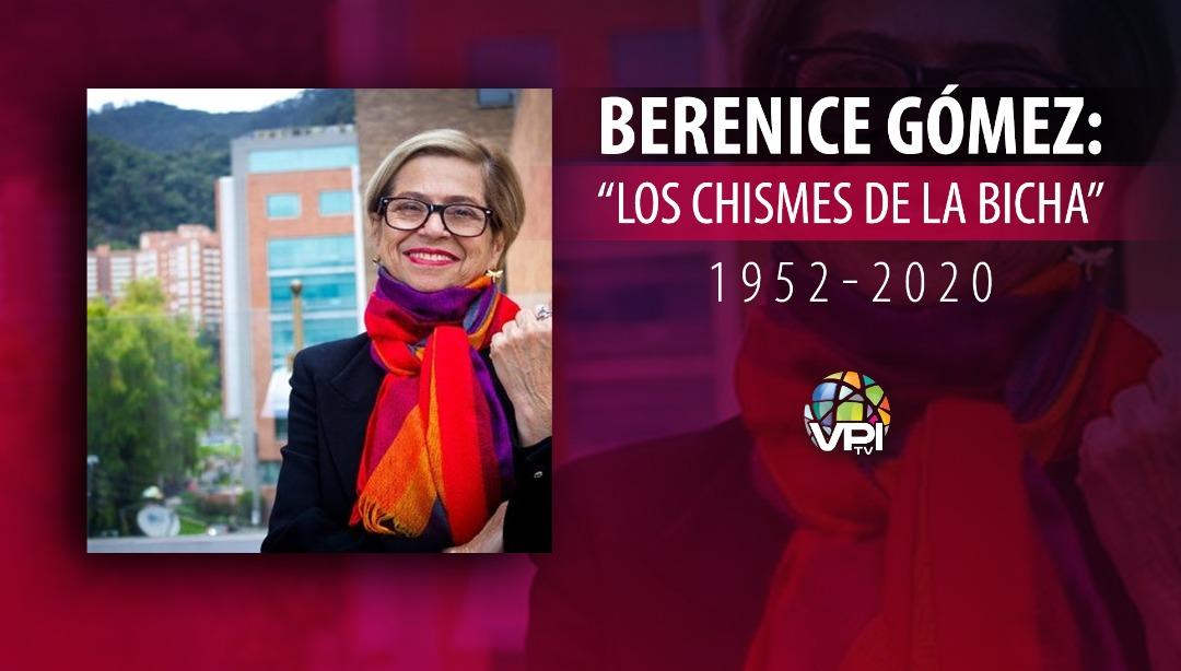 Berenice Gómeez -Bicha