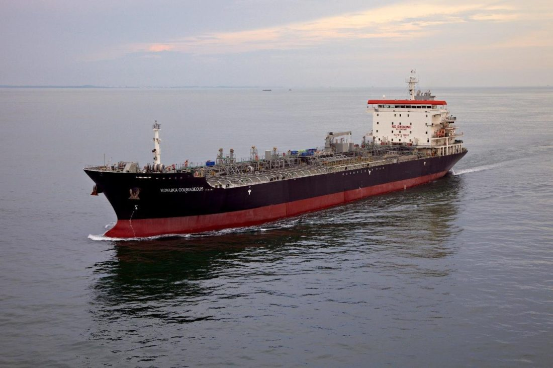 buque
