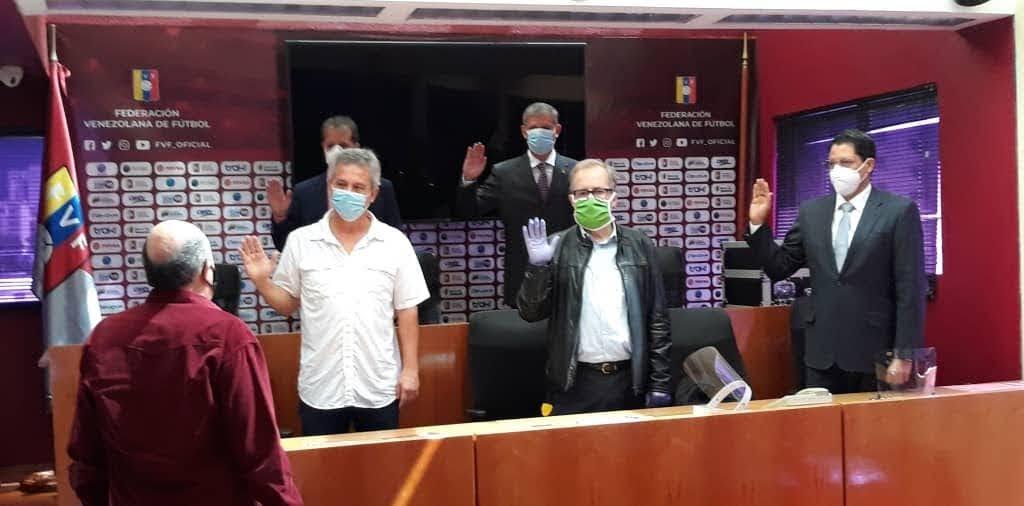Laureano González encabeza junta normalizadora de la FVF