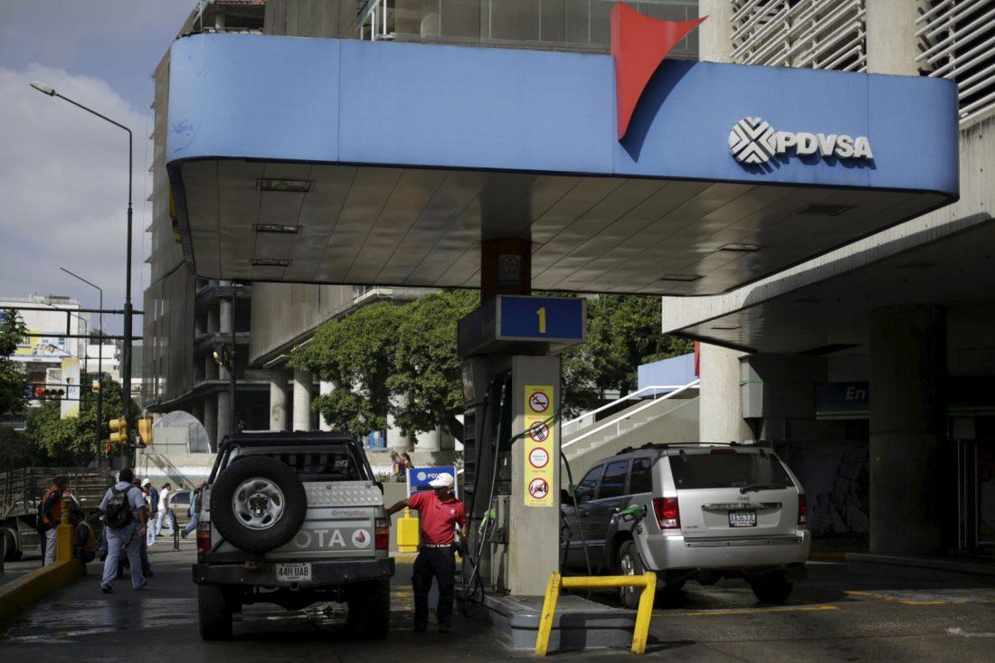 Cronograma para surtir gasolina