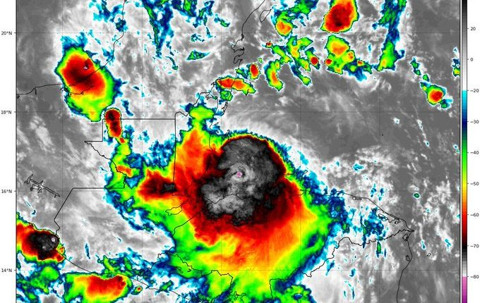 huracán nana
