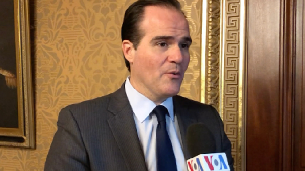 Mauricio Claver-Carone fue elegido presidente del Banco Interamericano de Desarrollo