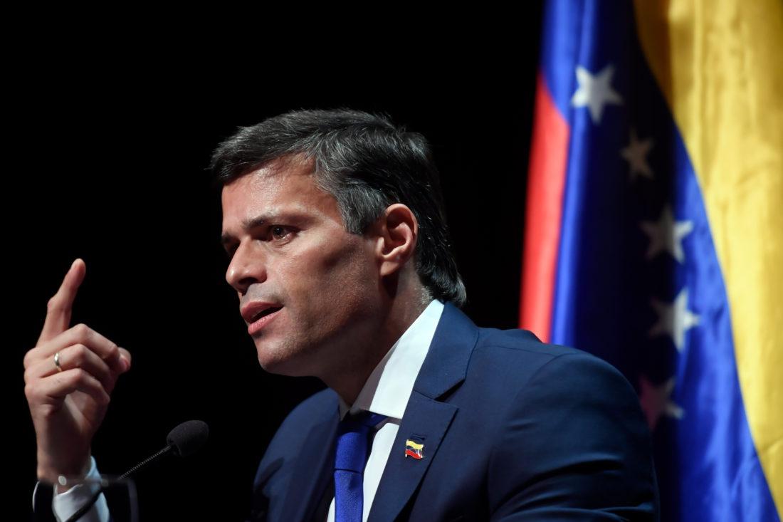 Leopoldo López desde España: Mi salida de Venezuela se debió a las circunstancias