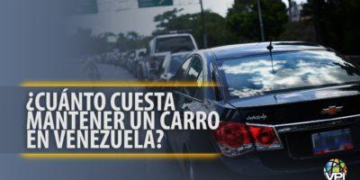 Cuanto cuesta mantener un carro en Venezuela VPItv (3)
