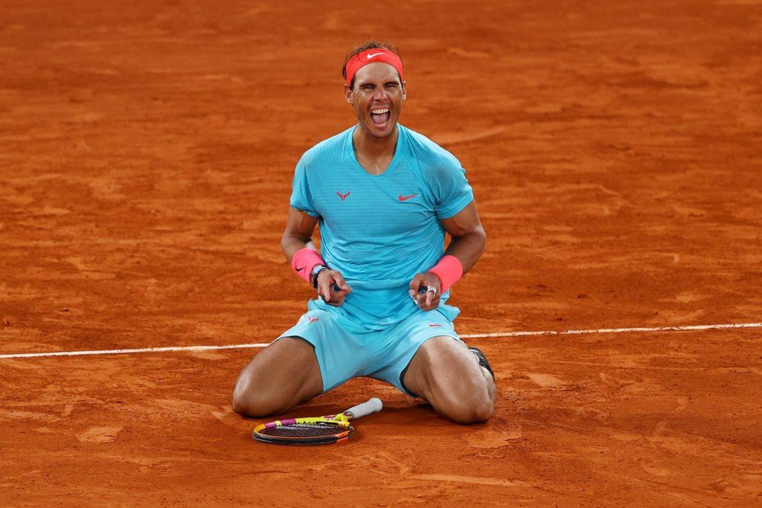 Rafael Nadal conquistó el Roland Garros