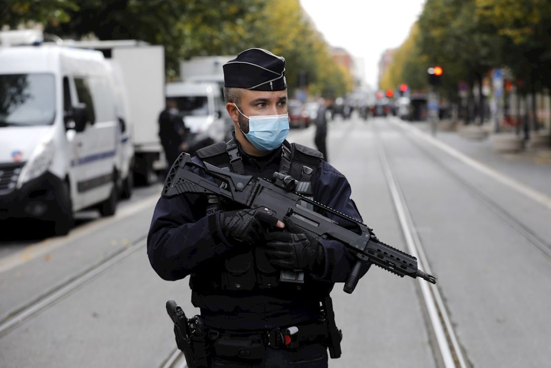 Francia-Ataque