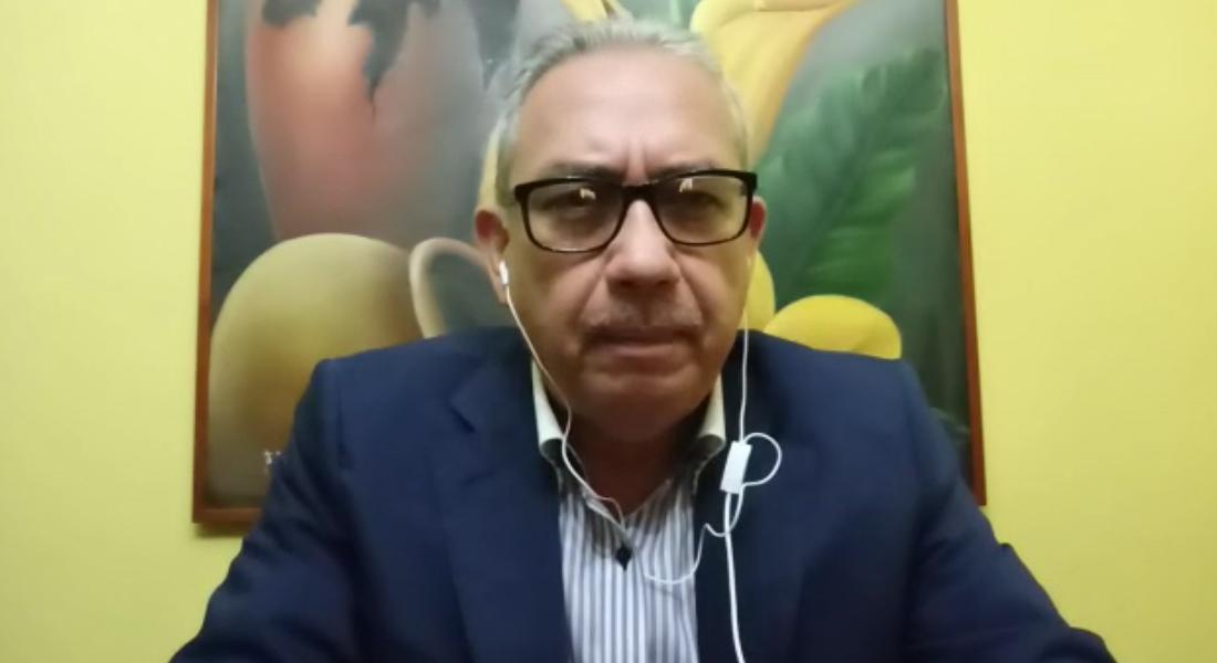 Joel García ofreció detalles sobre el caso de Roland Carreño