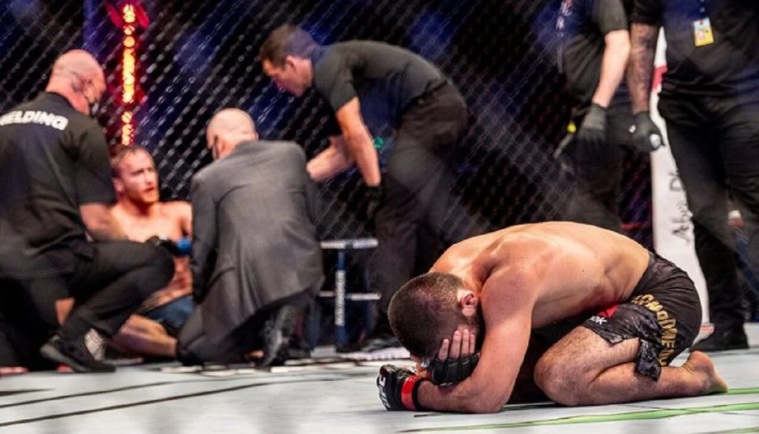 Khabib-UFC