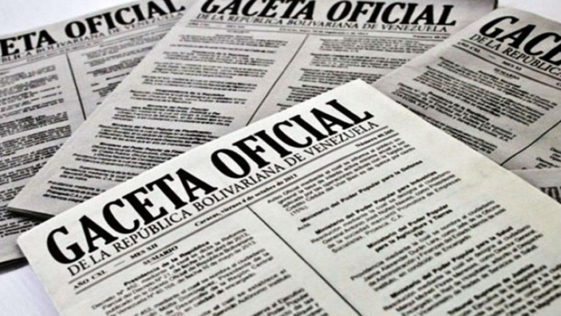 Ley-Gaceta