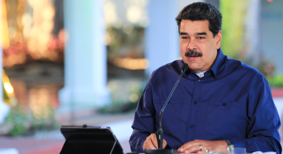 Maduro-anunció
