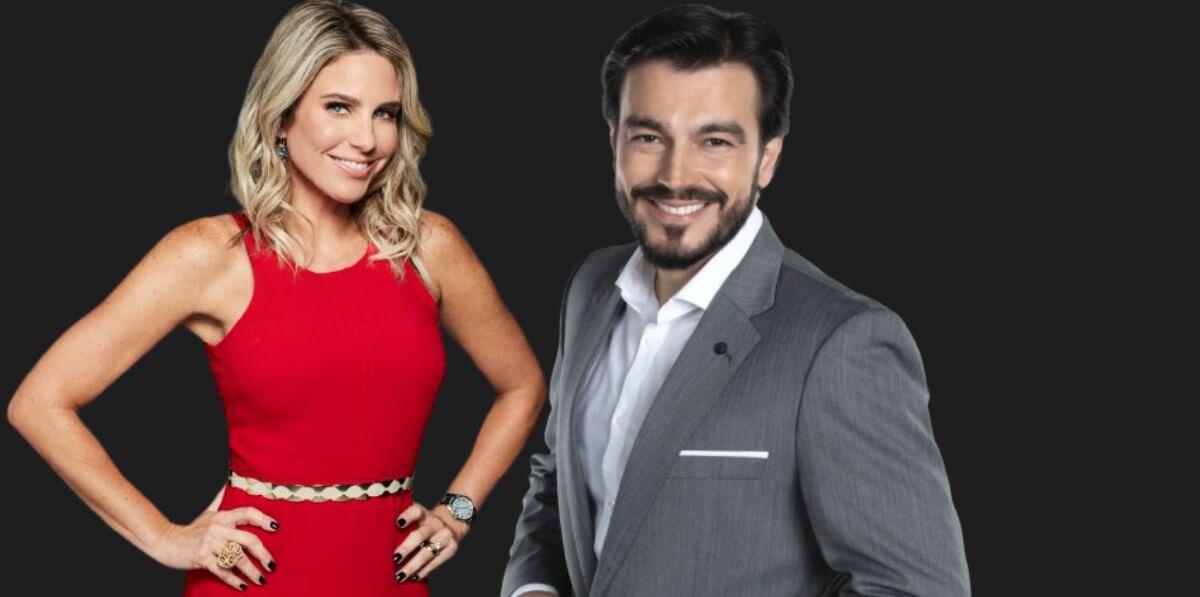 Luciano D'Alessandro y María Alejandra Requena