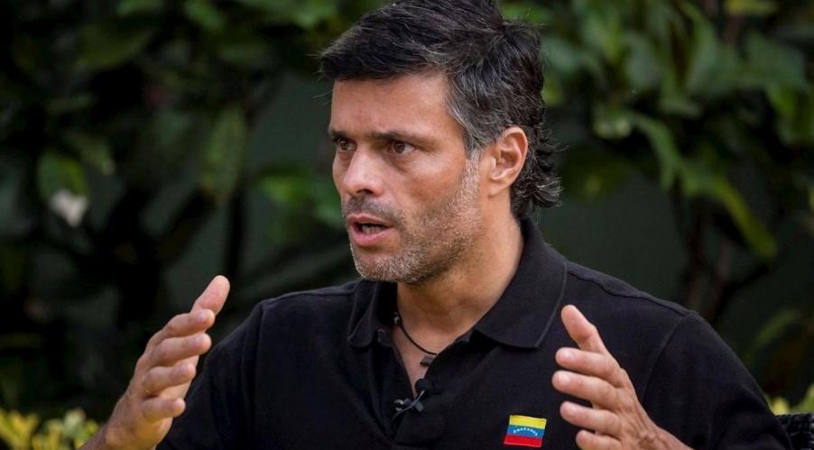 Leopoldo López ingresó a España con identidad falsa
