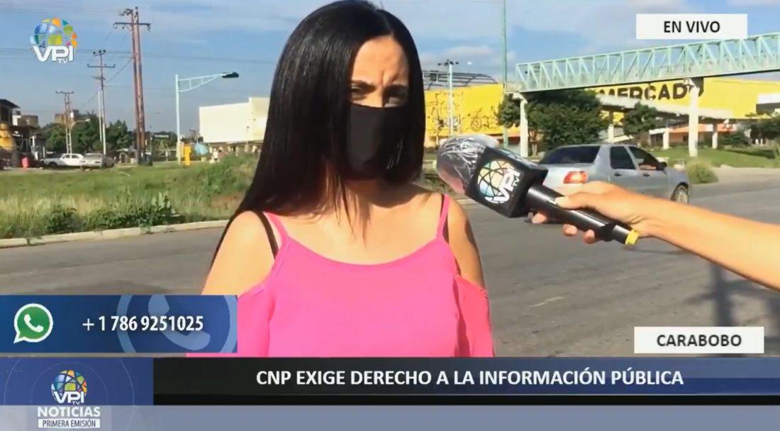 CNP Carabobo exige información del Covid-19 por parte de las autoridades regionales